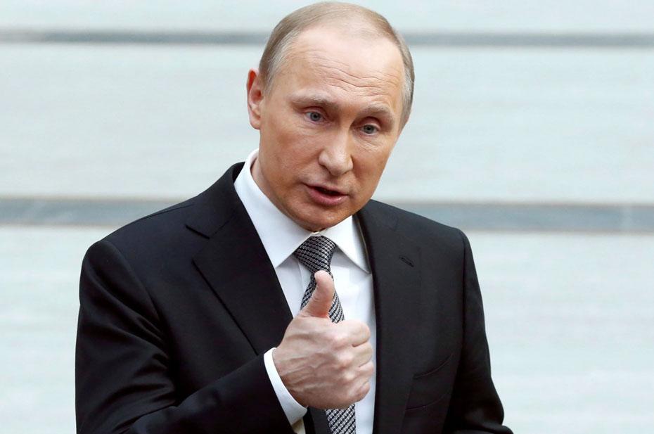 Что думает Путин о главных проблемах в стране