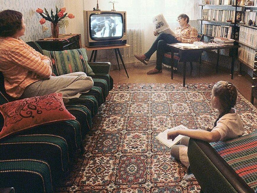 Интерактив: come back in USSR