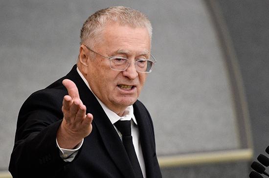 «Это враждебная организация в нашей стране». Жириновский рассказал, что будет с «Яблоком» в ближайшие годы