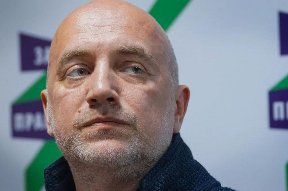 «Вы же страну подставляете под удар!» Захар Прилепин о желании властей дать «чеченский результат» на выборах в стране