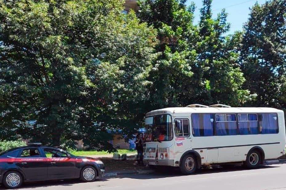 В Азове задержали мужчину, устроившего резню в автобусе