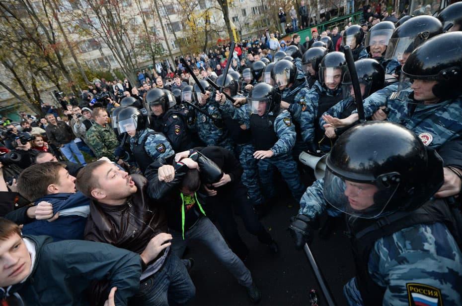 В Кремле, кажется, придумали, что такое нужно отчебучить, чтобы после выборов в Госдуму вышла новая «Болотная»