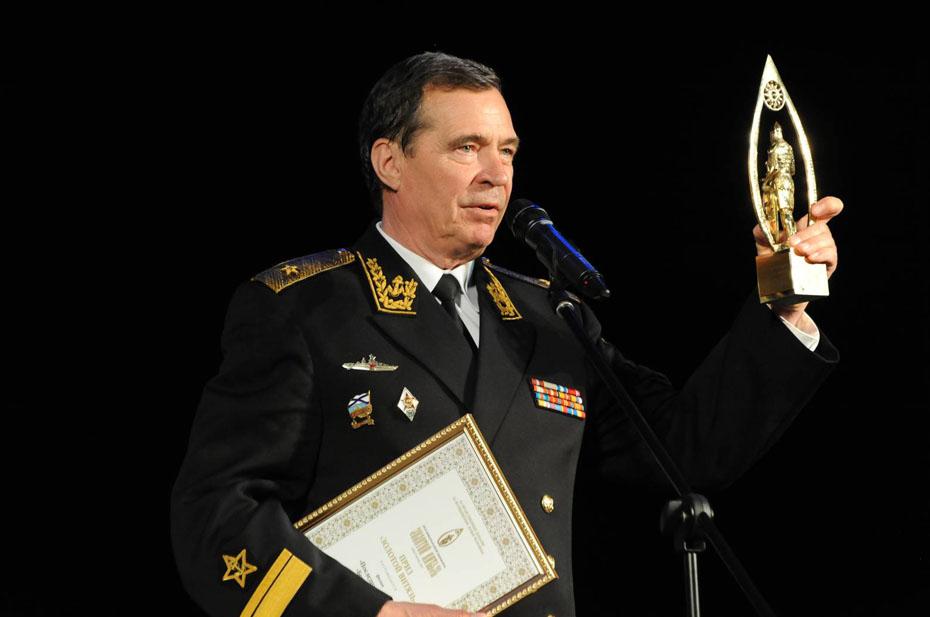Контр-адмирал Владимир Богдашин, который протаранил американский крейсер у берегов Крыма, умер от коронавируса