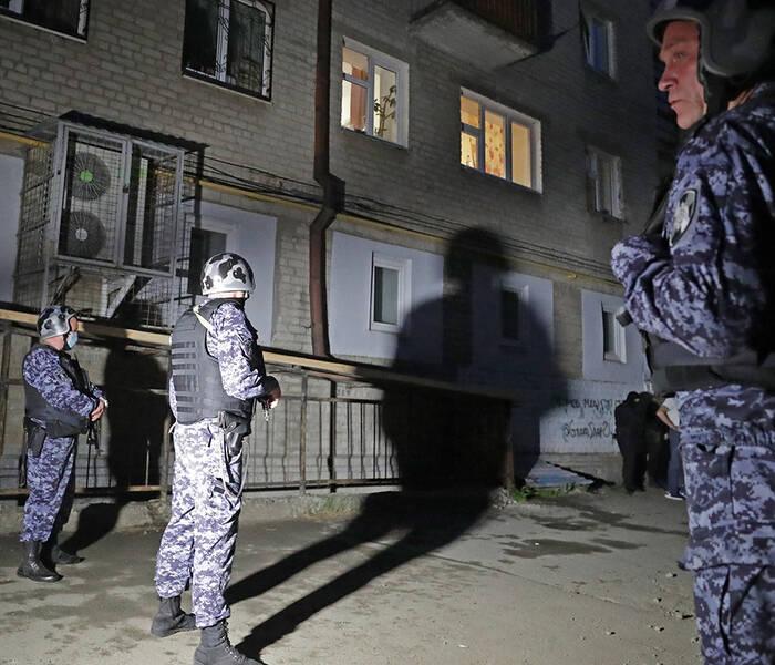 Адмирала ВМФ заподозрили в убийстве семьи