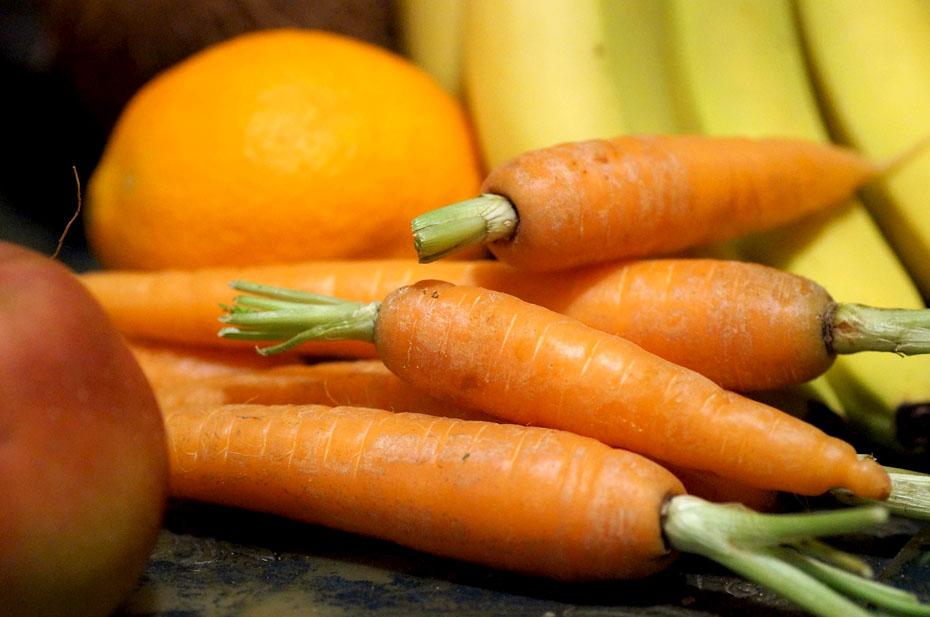 Бананы стали дороже моркови