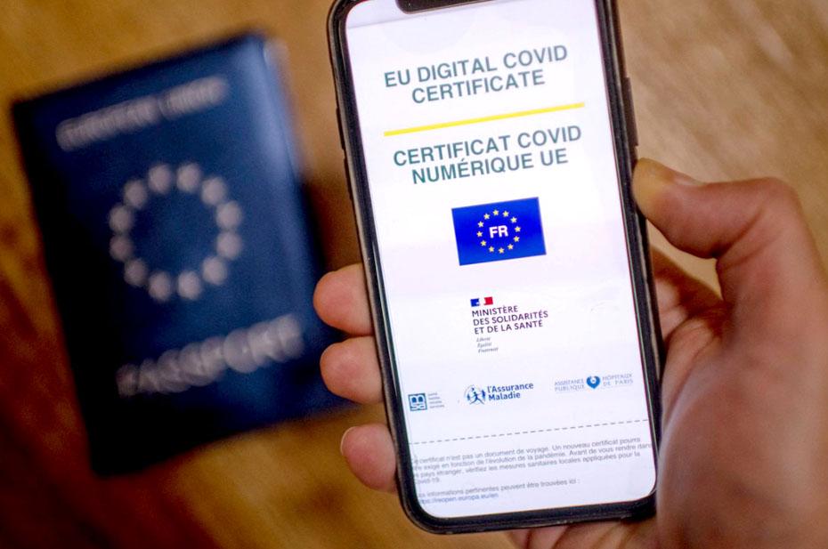 Евросоюз запустил единые коронавирусные сертификаты