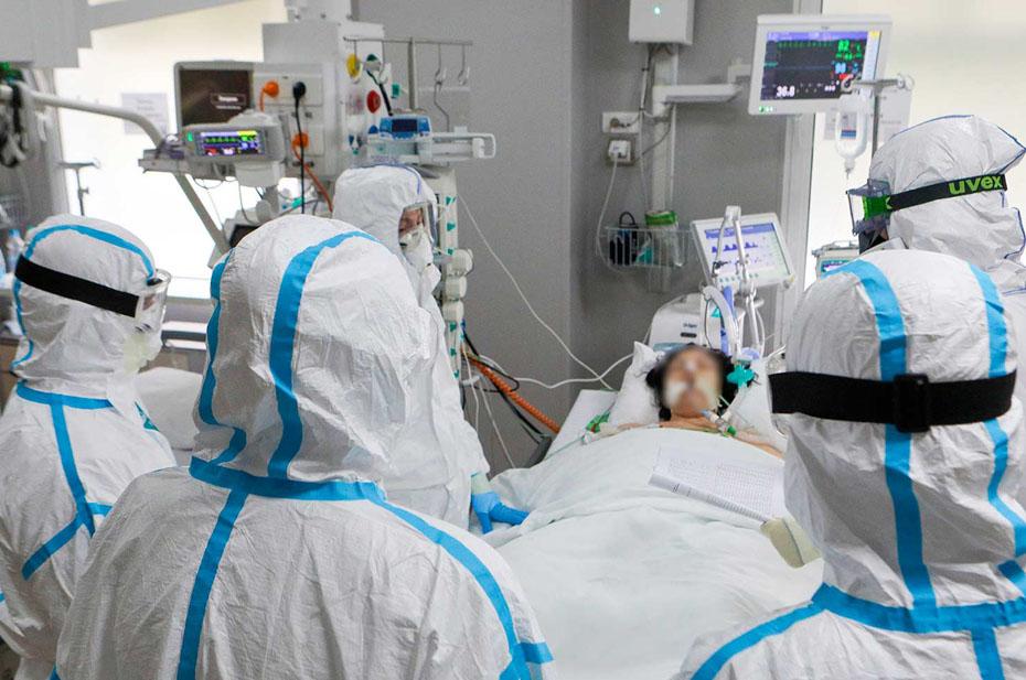 Россия ставит рекорды по смертности от коронавируса