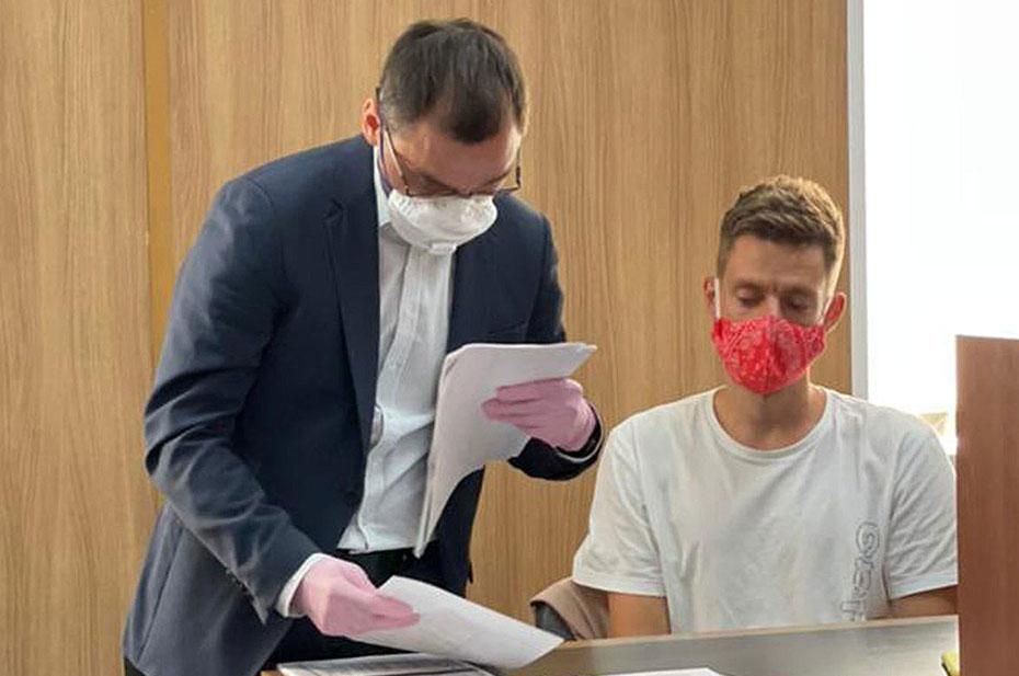 Юрий Дудь сообщил, что рассмотрение дела по пропаганде наркотиков отложили