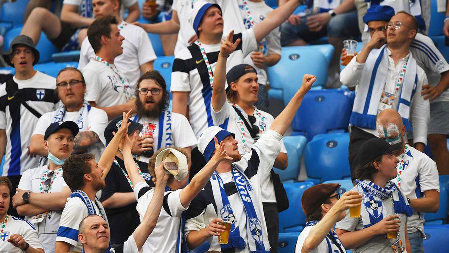 У 400 финских футбольных болельщиков подтвержден коронавирус