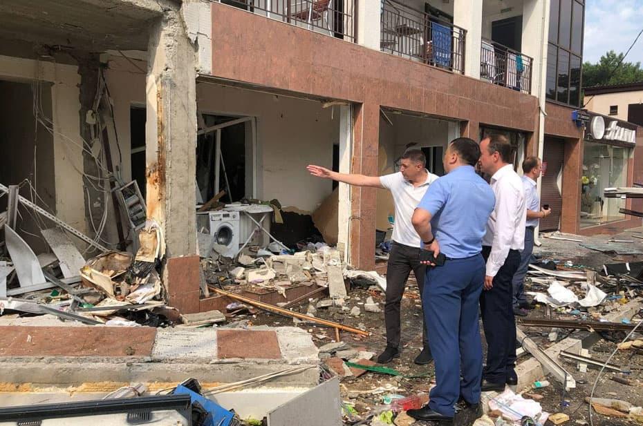 По факту взрыва в гостинице в Геленджике возбуждено уголовное дело