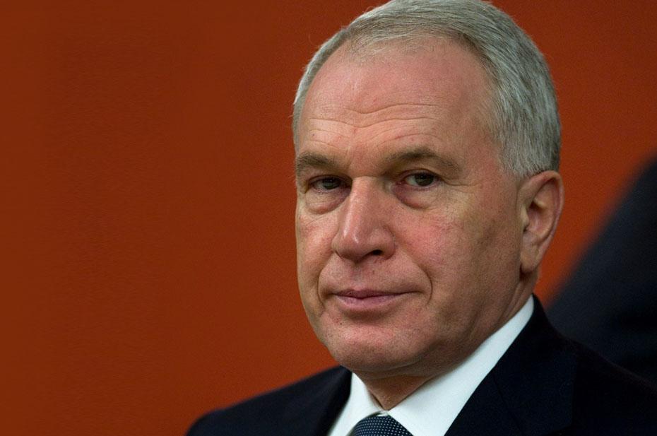 Владимир Путин наградил Юрия Ковальчука орденом «За заслуги перед Отечеством»