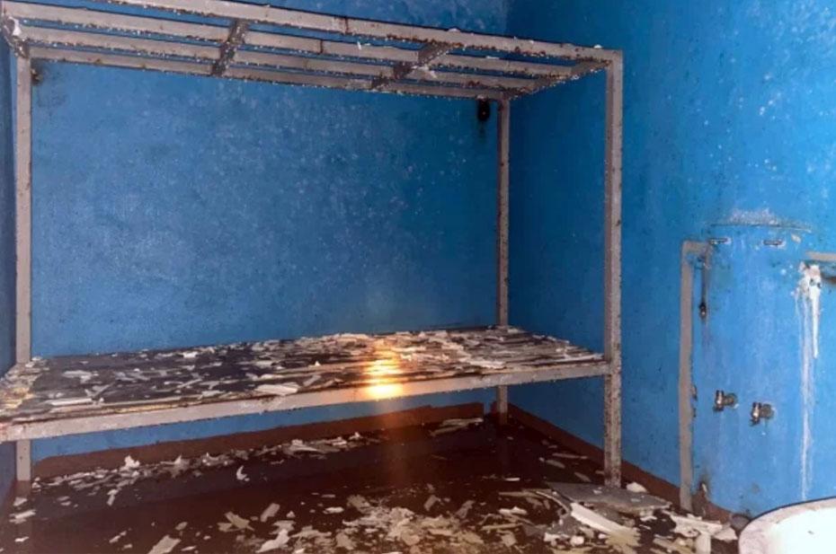 Частная тюрьма с крематорием найдены под Петербургом