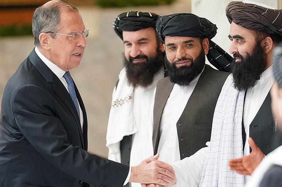 Делегация «Талибана*» снова приедет в Москву на переговоры. Лаврова опять обзовут пособником террористов?