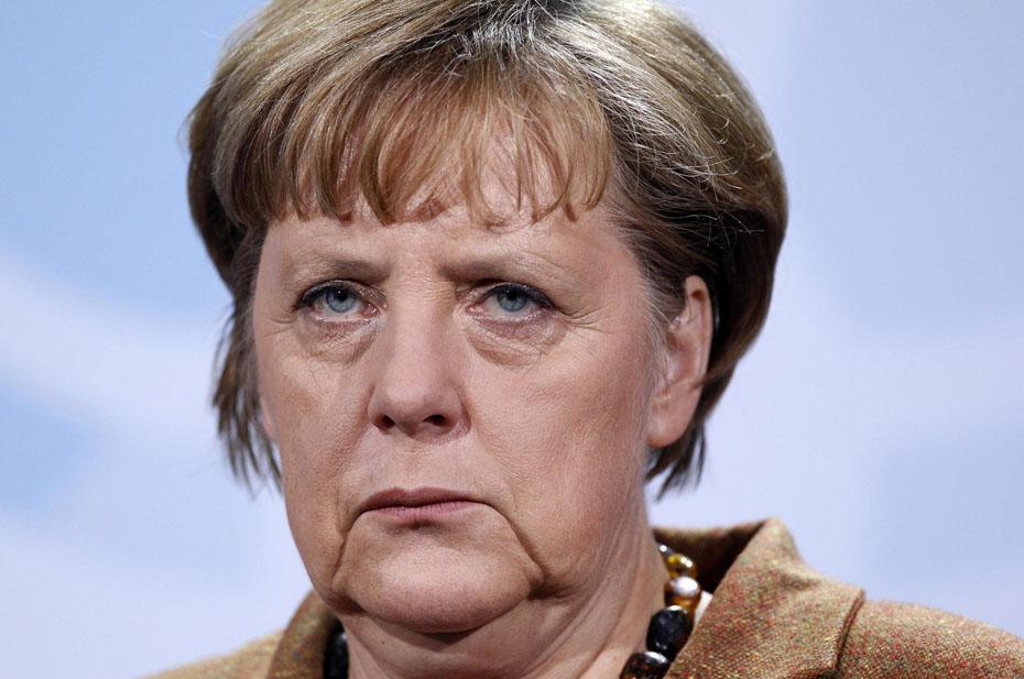 Как наводнение в Германии уничтожило имидж «мамочки» Ангелы Меркель