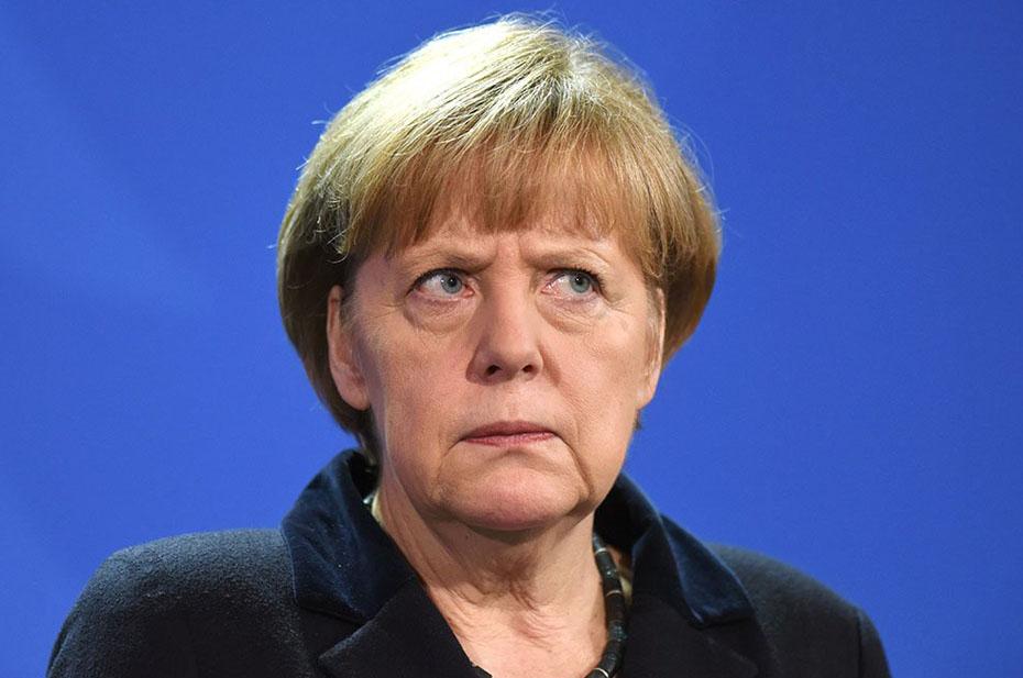 Ангела Меркель не поможет жителям села Верхний Карбуш с дорогой. Они все равно остались довольны