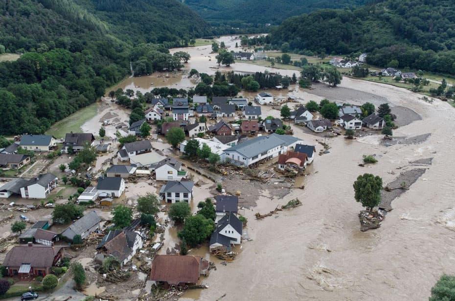 Наводнение в Германии унесло жизни 20 человек. Еще 70 числятся пропавшими без вести