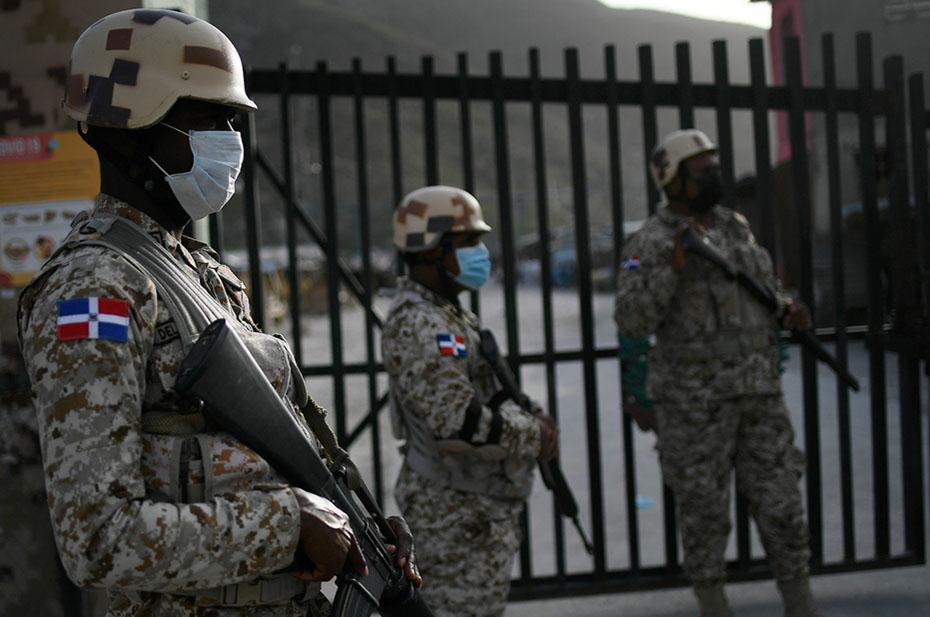 Убийцы президента Гаити представились агентами Управления по борьбе с наркотиками США