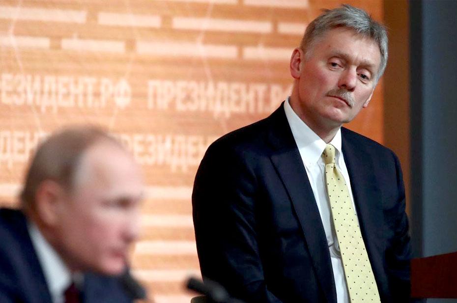 Песков объяснил вспышку коронавируса в окружении президента РФ