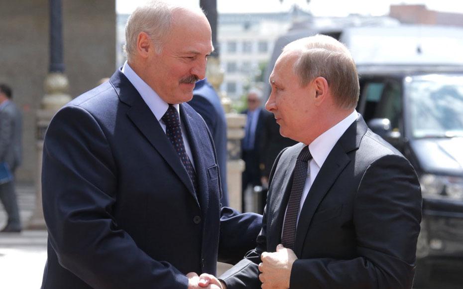 Сегодня Путин проведет незапланированную встречу с Лукашенко