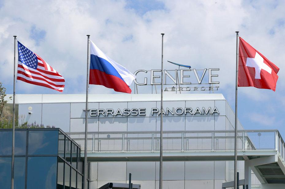 Россия и США снова встретятся в Женеве