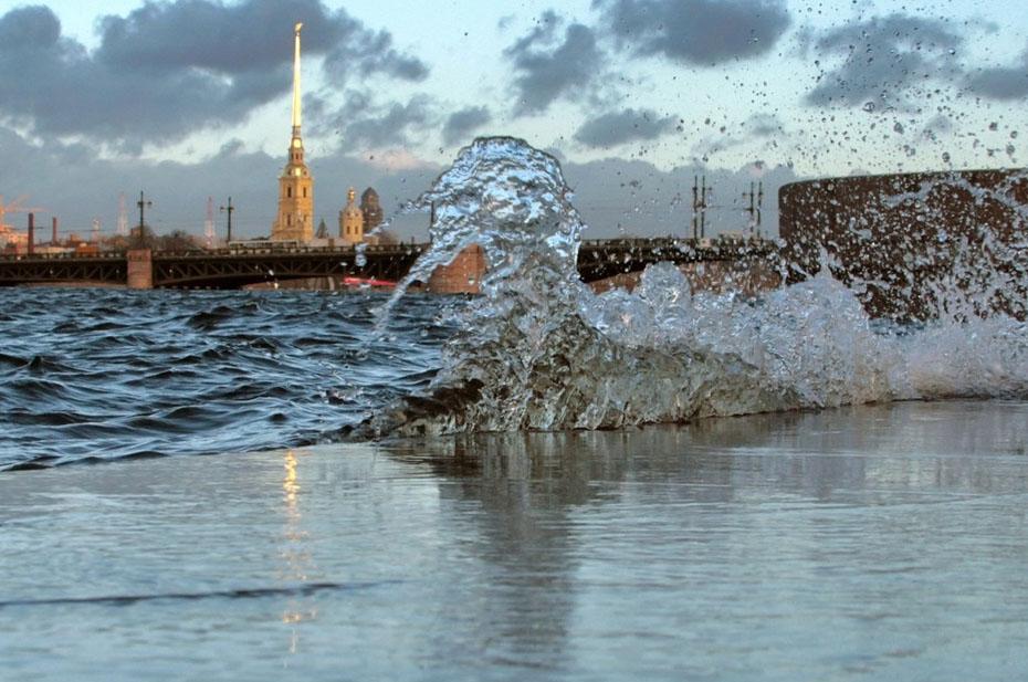 Санкт-Петербург и Архангельск могут оказаться под водой