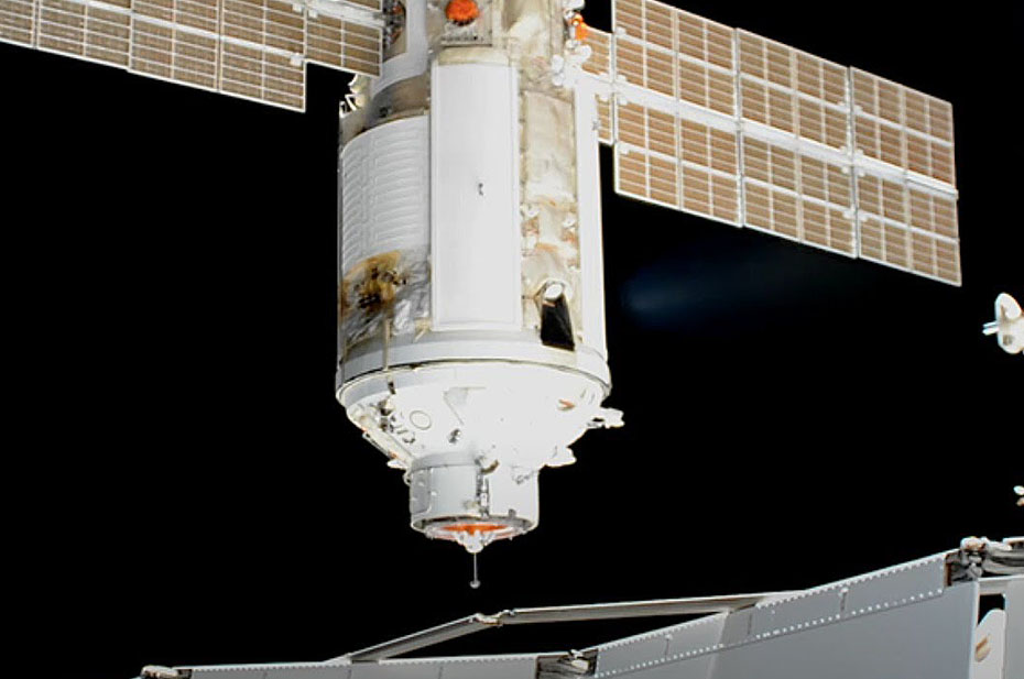 NASA поздравило российских коллег с успешной стыковкой модуля «Наука» с МКС