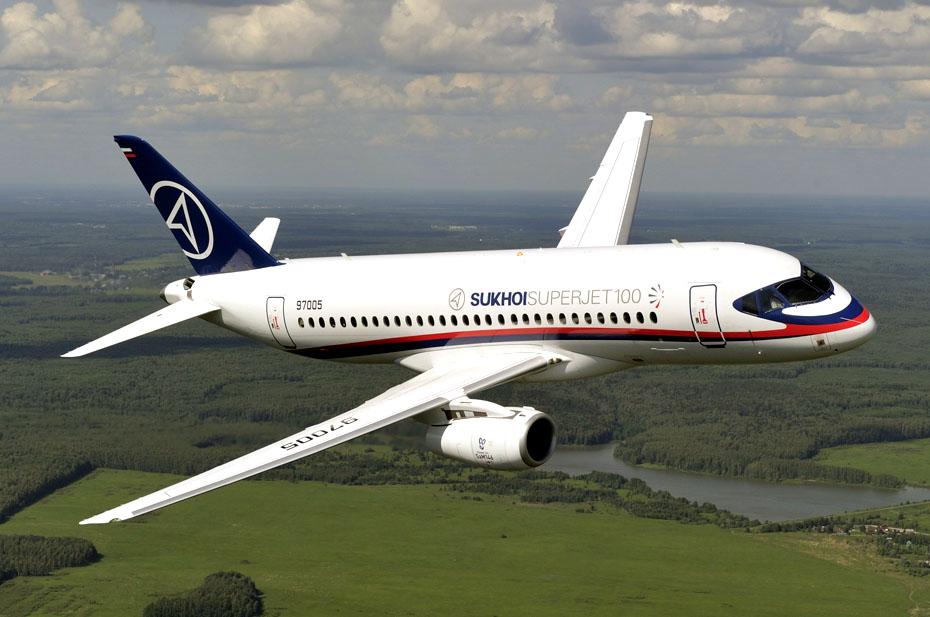 Самолеты Superjet подорожали из-за роста цен на иностранные комплектующие
