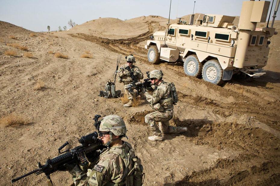Бегство США из Афганистана: Америка перешла к стратегии «блестящей изоляции»