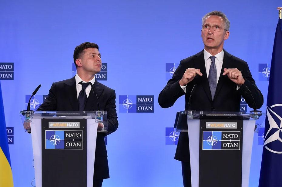 В НАТО осадили Зеленского