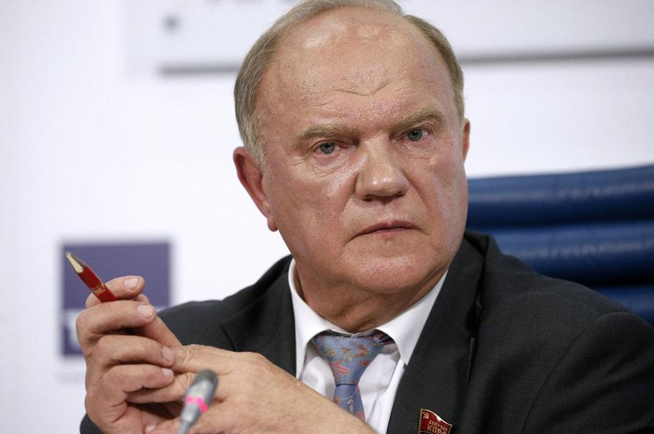 «Только в нашей стране платят 62 копейки с 1 рубля». Зюганов обратился к Путину, заявив, что в России идет «фашитизация»
