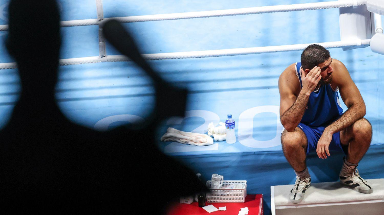 Французский боксёр Мурад Алиев