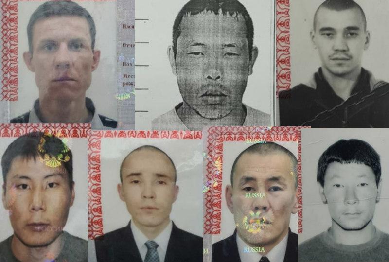 Из ПНД в Бурятии сбежали семеро осужденных