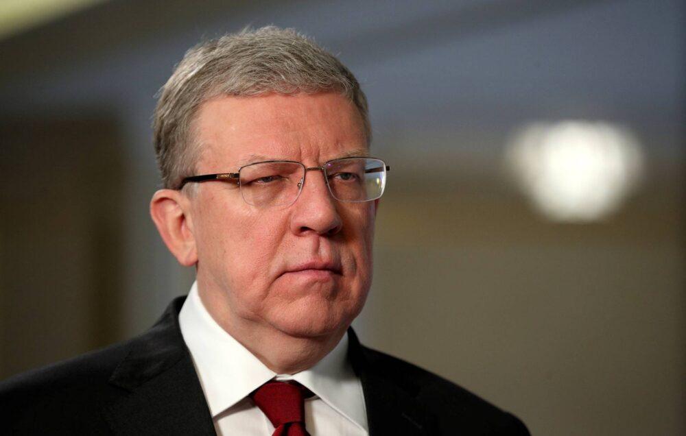 Алексей Леонидович Кудрин