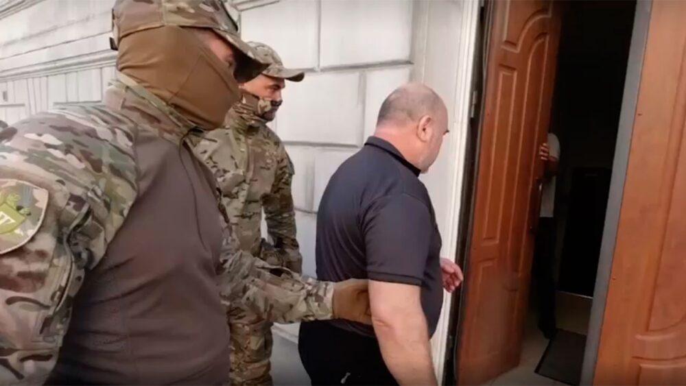 ФСБ задержала участников террористической ячейки в Крыму