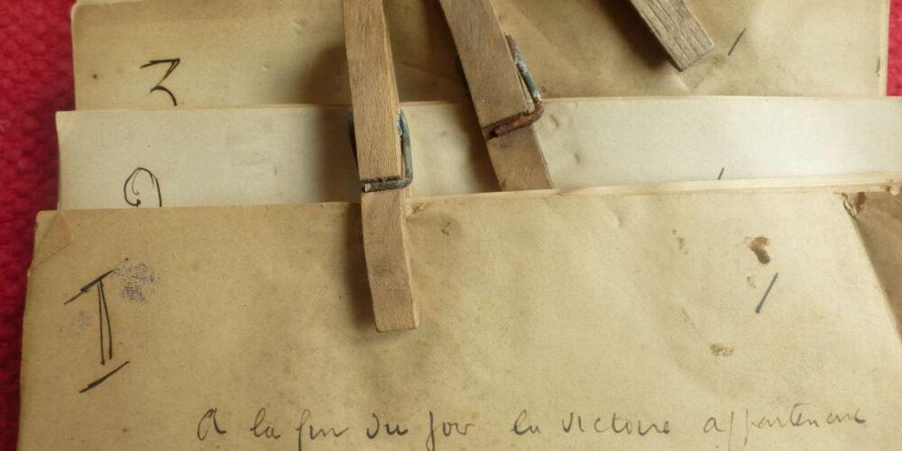Рукописи не горят: во Франции сенсационно обретен похищенный архив Луи-Фердинанда Селина