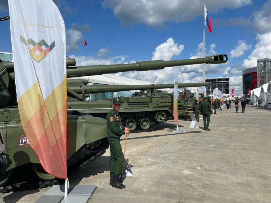 Форум «Армия-2021». Привет, оружие!
