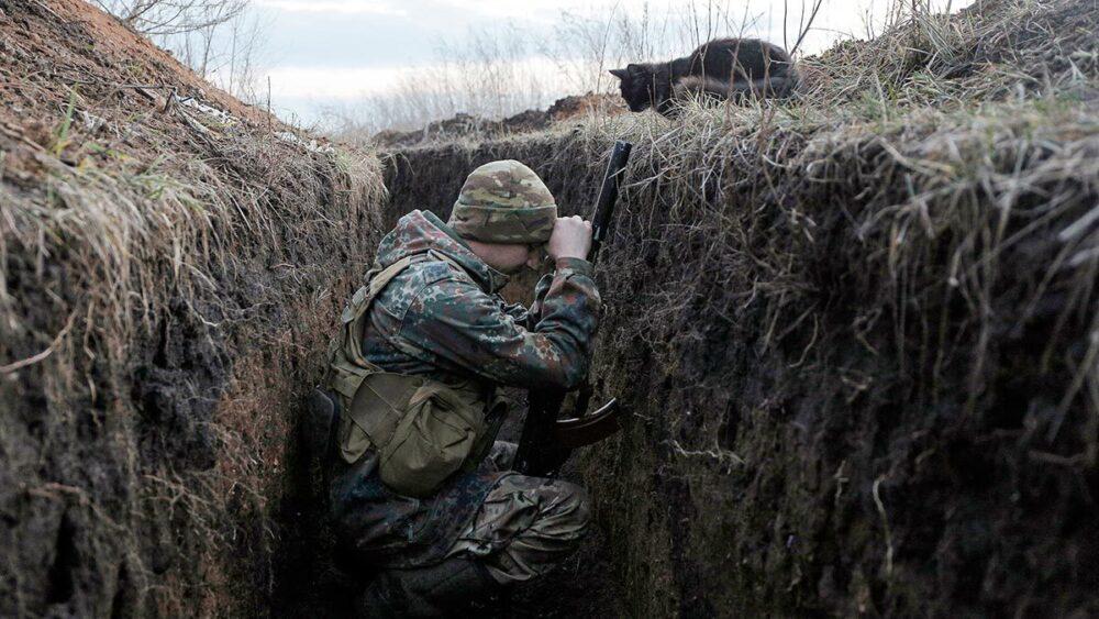 Донбасс. «Почему нас убивают, а мы должны молчать?»