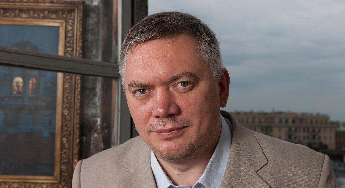 Писатель Герман Садулаев