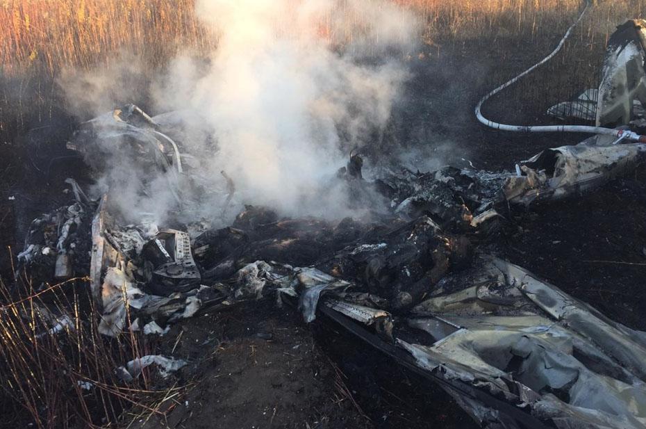 Установлена причина крушения военно-транспортного самолета Ил-112В под Кубинкой