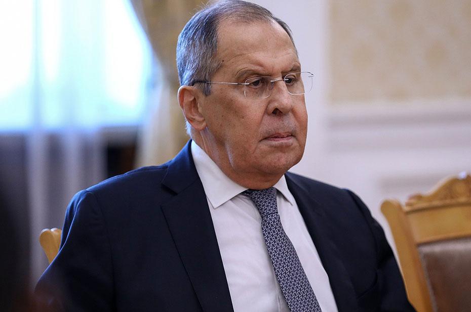 Лавров напомнил Зеленскому об уголовной ответственности