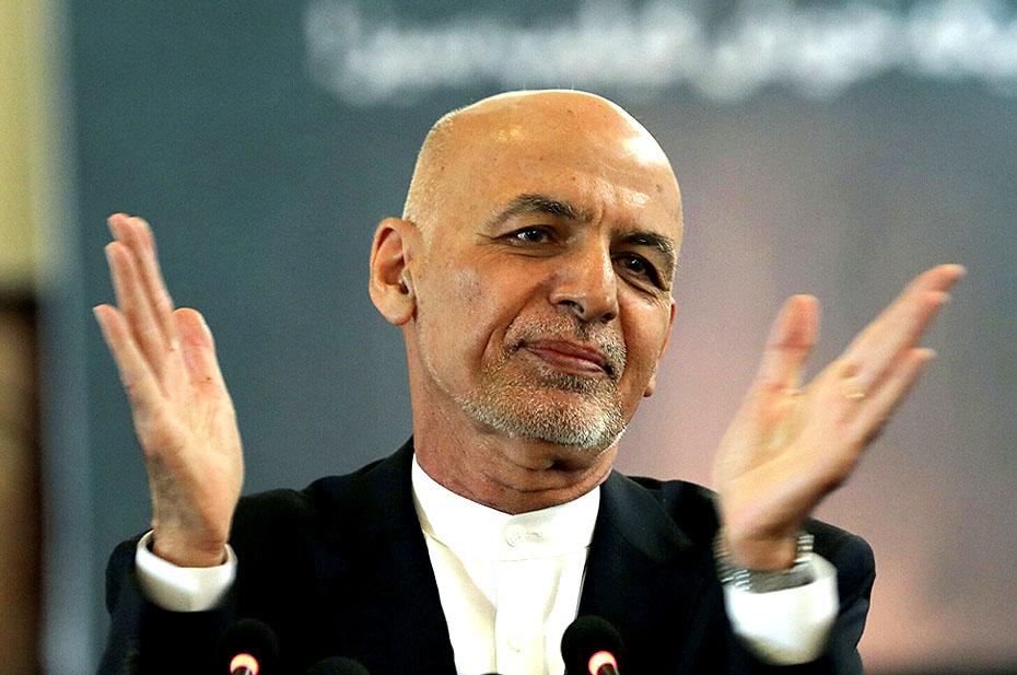 Президент Афганистана Ашраф Гани, его семья и 169 млн долларов находятся в  ОАЭ | Ваши новости