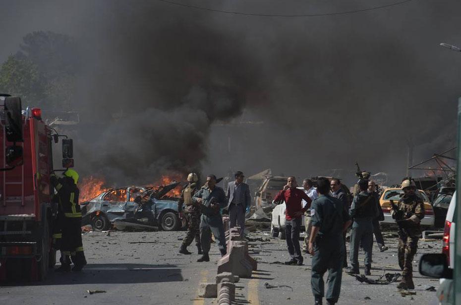 Взрыв в Кабуле – акт войны, а не терроризм