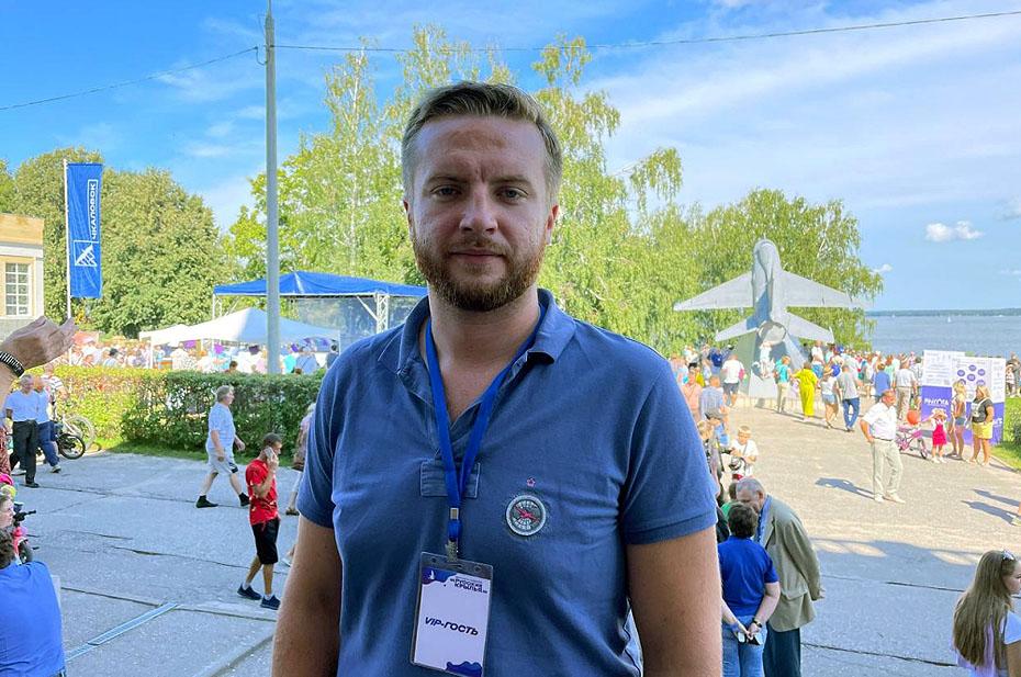 Игорь Чкалов представил проект развития малой авиации для борьбы с лесными пожарами и помощи людям