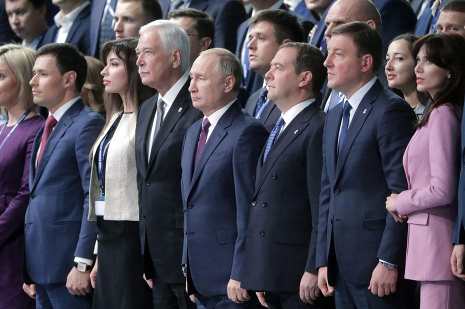 «Единая Россия» попытается перехватить повестку «Справедливой России – За Правду»