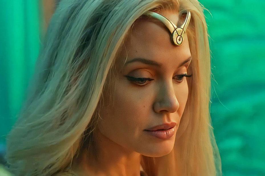Студия Marvel показала официальный русский трейлер «Вечных»