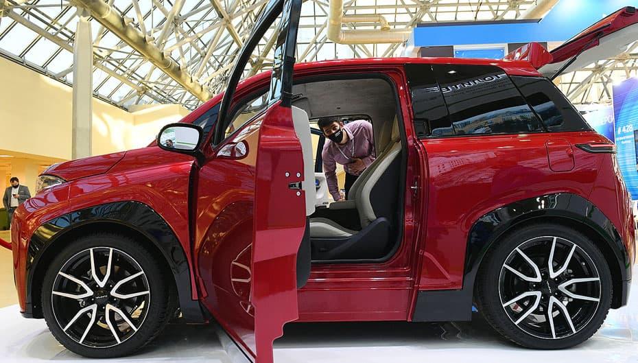 К 2024 году в РФ планируют выпустить 25 тысяч электромобилей