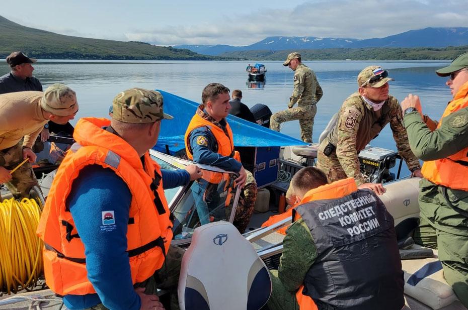 На Камчатке обнаружили тела всех погибших в крушении Ми-8