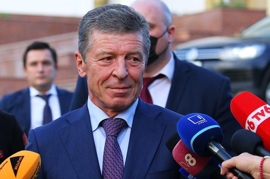 Дмитрий Козак удовлетворен переговорами с Майей Санду в Кишиневе