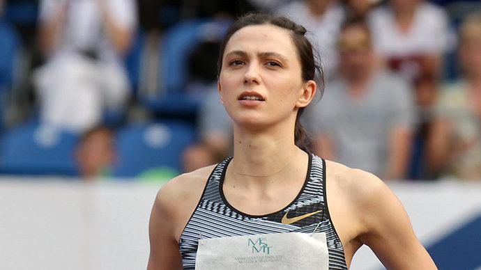 Мария Ласицкене принесла России золото в прыжках в высоту