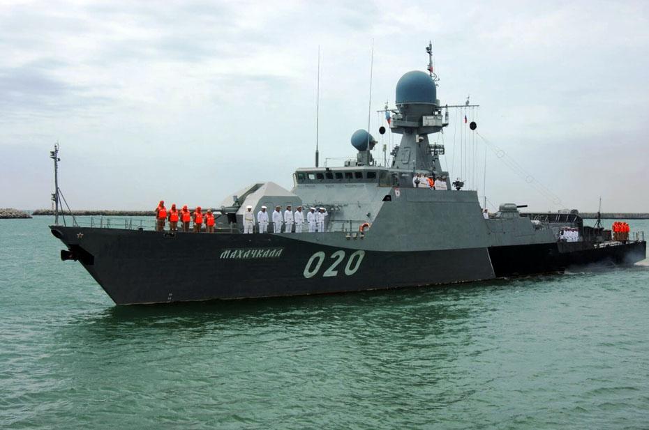 Казахстан, Азербайджан, Иран и Россия проведут совместные учения в Каспийском море